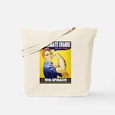 Rosie the Vegetarian Tote Bag