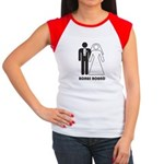 Bonus Round Women's Cap Sleeve T-Shirt
