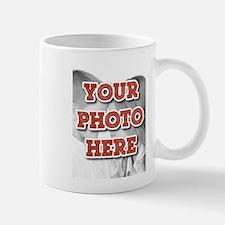 CUSTOM Your Photo Here Mugs