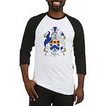 Rigley Family Crest Baseball Jersey