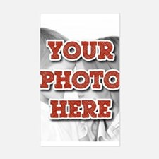 CUSTOM Your Photo Here Decal