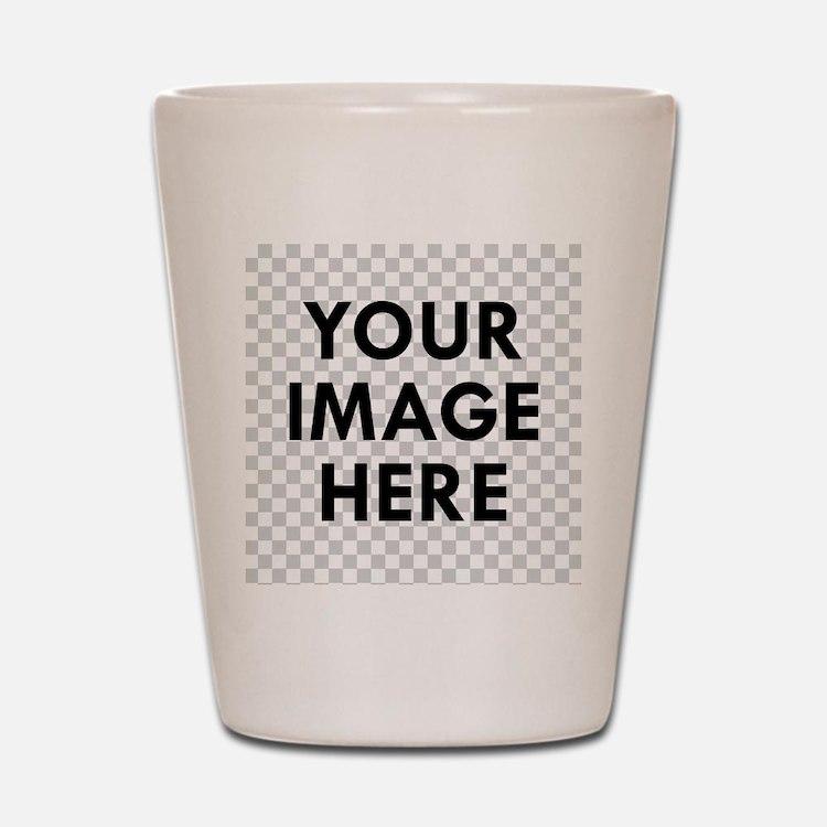 CUSTOM Your Image Shot Glass
