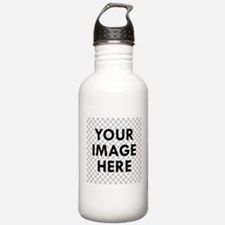 CUSTOM Your Image Water Bottle