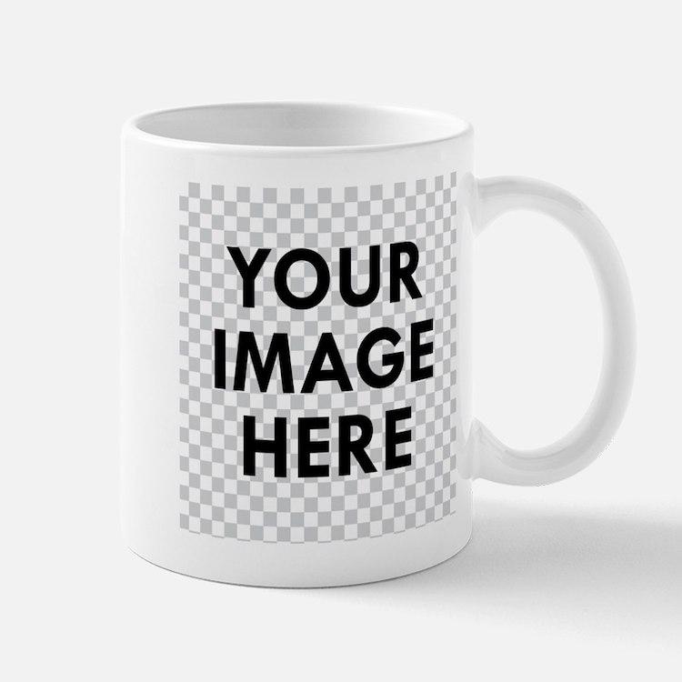 CUSTOM Your Image Mugs