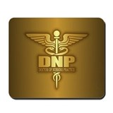 Doctor of nursing practice Classic Mousepad