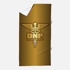 DNP gold Beach Towel