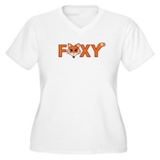 Foxy Plus Size T-Shirt