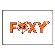 Foxy Banner