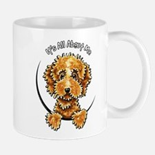 Cockapoo Tan IAAM Mugs