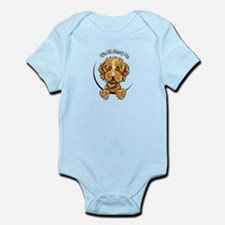 Cockapoo Tan IAAM Body Suit