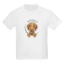 Cockapoo Tan IAAM T-Shirt