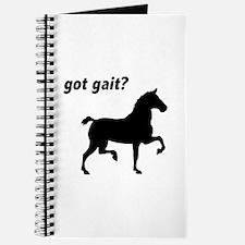 Got Gait Gaited Horse Journal