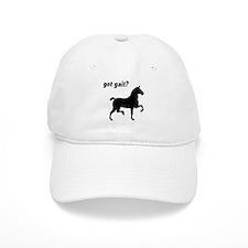 Got Gait Gaited Horse Baseball Cap