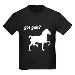 Got Gait Gaited Horse T