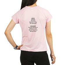 Gemini Zodiac Performance Dry T-Shirt