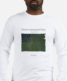 Green Mountain boys Long Sleeve T-Shirt