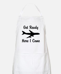 Here I Come Apron