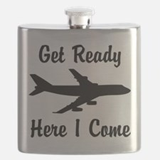 Here I Come Flask