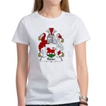 Ridler Family Crest Women's T-Shirt