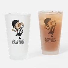 Referee Drinking Glass