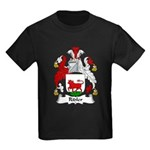 Ridler Family Crest Kids Dark T-Shirt