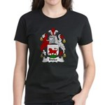 Ridler Family Crest Women's Dark T-Shirt