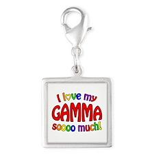 I love my GAMMA soooo much! Charms