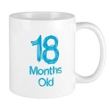 18 Months Old Baby Milestones Mugs