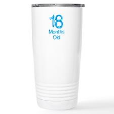 18 Months Old Baby Mile Travel Mug