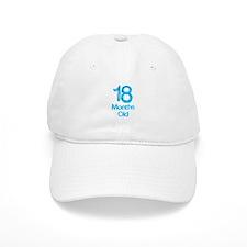 18 Months Old Baby Milestones Baseball Cap