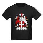 Ridge Family Crest Kids Dark T-Shirt