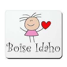 Boise Idaho Mousepad