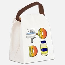 Sink-O D Mayo (Cinco De Mayo) Canvas Lunch Bag