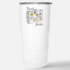 Travel Junkie Travel Mug
