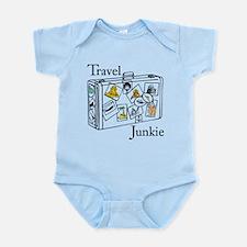 Travel Junkie Body Suit