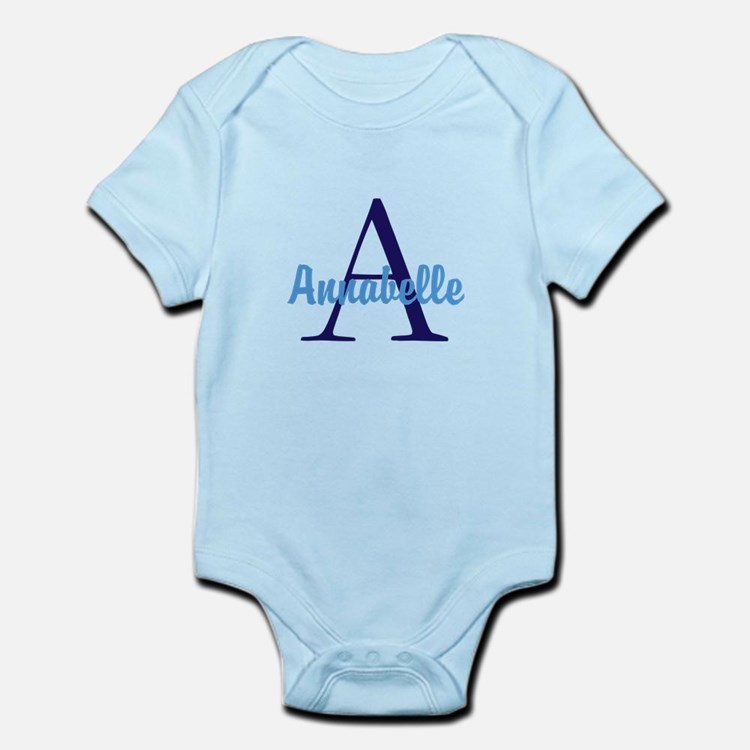 Personalized Monogrammed Body Suit