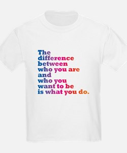 TheDifference-02 T-Shirt