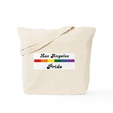 Los Angeles pride Tote Bag