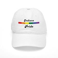 Indiana pride Baseball Cap