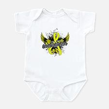 Spina Bifida Awareness 16 Infant Bodysuit