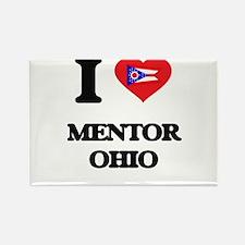 I love Mentor Ohio Magnets