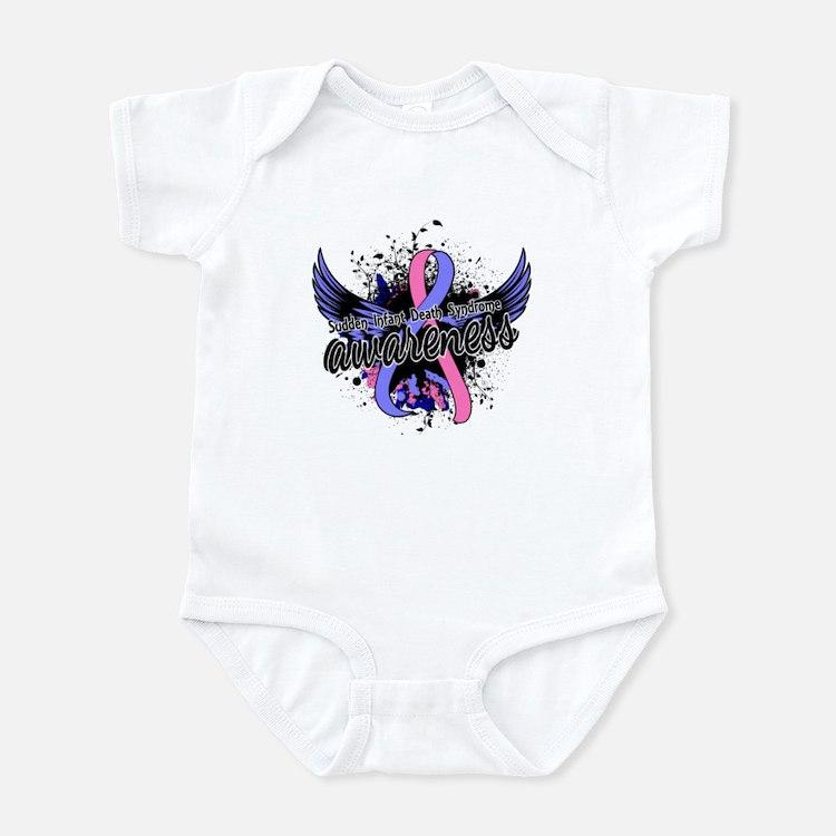 SIDS Awareness 16 Infant Bodysuit