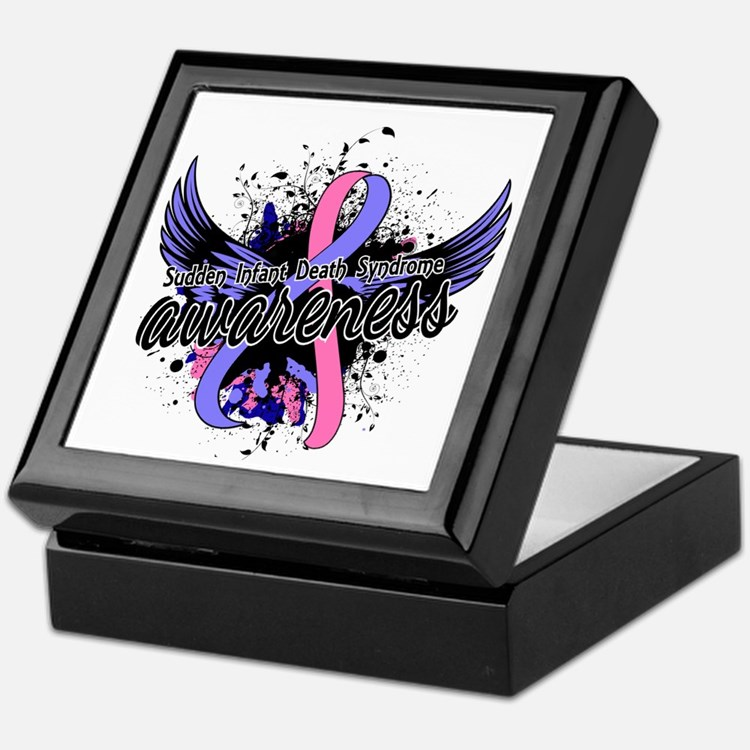 SIDS Awareness 16 Keepsake Box