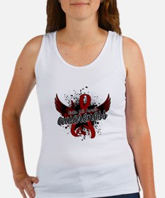 Sickle Cell Anemia Awareness 16 Women's Tank Top
