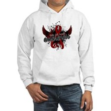 Sickle Cell Anemia Awareness 16 Jumper Hoody