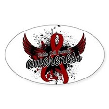 Sickle Cell Anemia Awareness 16 Decal