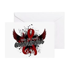 Sickle Cell Anemia Awareness 16 Greeting Card