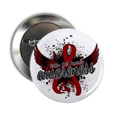 "Sickle Cell Anemia Awarene 2.25"" Button (100 pack)"