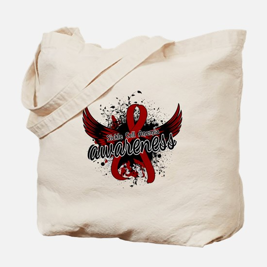 Sickle Cell Anemia Awareness 16 Tote Bag