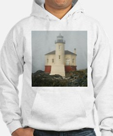 Coquille River Lighthouse Hoodie
